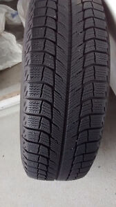 Michelin R16 Winter Tires for Honda Accord or other