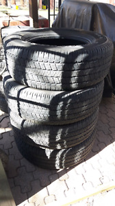 Ford F150 tires P275/65R18
