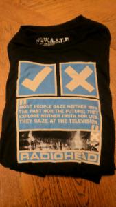 Radiohead T-shirt (Sm)