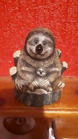 Sloth ornament new in box