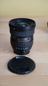 Lens Tokina AT-X PRO SD 11-16 mm f/2.8 (IF) DX II for Nikon