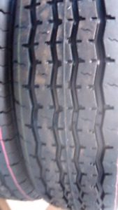 NEW TRAILER TIRES  AND TRAILER HITCHES  902-787-2521