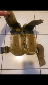 Milsig first strike magazines, paintball, gril, thermal mask