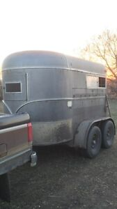 Horse Trailer for sale!