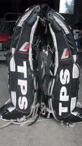 Louisville TPS Gold Goalie Pads Kitchener / Waterloo Kitchener Area image 3