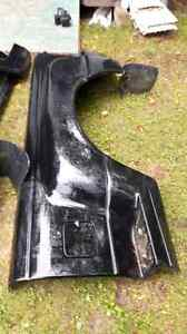 2002 Ford ranger rear fenders tail light and tail gate