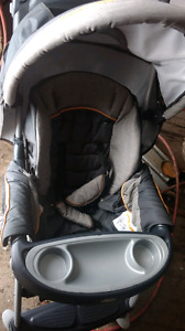 Travel System(stroller and car seat)