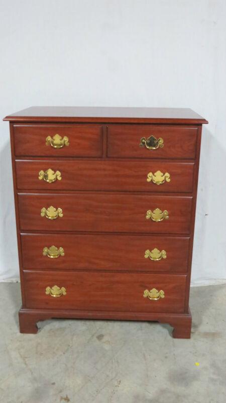 Henkel Harris Cherry Chest Dresser
