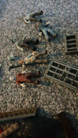 Mega blocks lego walking dead