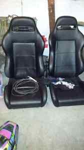 Racing seats need gone ASAP $350 OBO