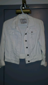 Womans Size Medium Jean Jacket