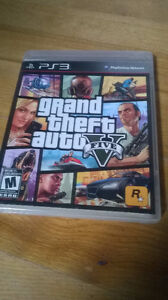 GTA 5 FOR PS3 $20 FIRM