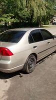 2002 Honda Civic DX 53000KM