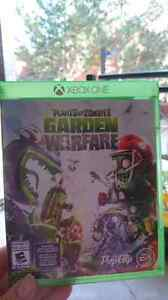 Plants vrs Zombies Garden Warfare Xbox One