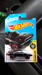 Lot hot wheels récents