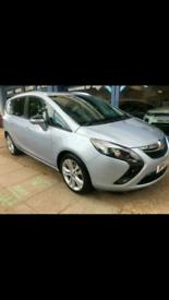 Vauxhall zafira turbo 1.4 petrol perfect condition