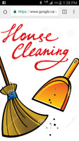 House cleaning spots available