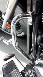 Highway/engine bar