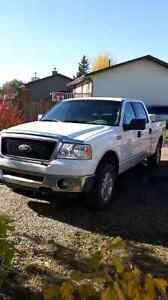 2008 Ford F150 Super Crew Cab with New Engine