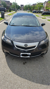 2012 Acura TL (TECH) Package
