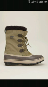 Size 7 sorel boots - gently used