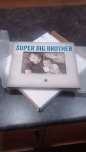 Big brother picture frame - brand new