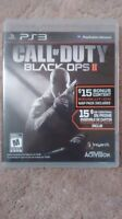 Call of Duty : Black ops 2 sur ps3