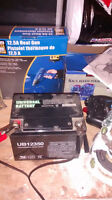 universal 12 volt battery for sale used for any 12 volt machine