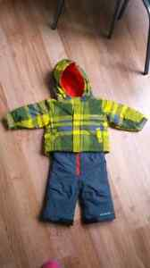 Toddle winter jacket and pants London Ontario image 5