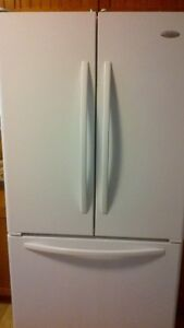 WHIRLPOOL 25 CUBIC FT. REFRIGERATOR (in Campbellford0