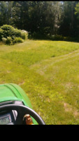 Lawn mowing,oddjobs, yard work