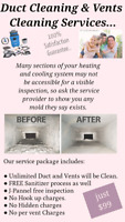 Professional Duct Cleaning Services In Just $99