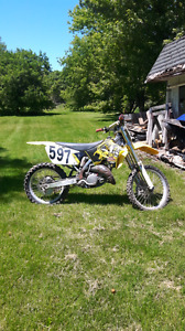 2003 RM 125 -- PLATED WITH OWNERSHIP
