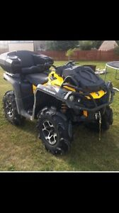 Used 2013 Can-Am Outlander XMR