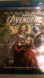 Avengers on Blu-ray