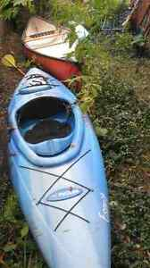 Canoe AND kayak package