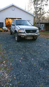 2000 ford f150 for parts