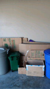 Free moving boxes!