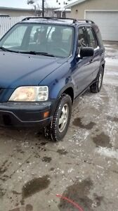 1997 Honda CR-V Other Edmonton Edmonton Area image 2
