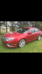 2012 Ford Fusion. 86k, Safetied, Command Start