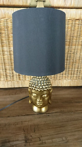 Small Decorative Bedside Lamps (2)