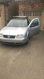 PARTING OUT JETTA TDI