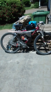 Need Help with GT LTS motorized bike/bicycle