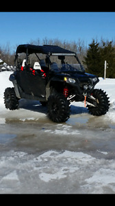 Polaris RZR 4 seater lots of equipment!!