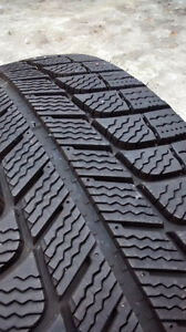 P215/55R16 Michelin X-ice--1 tire-