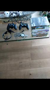 Xbox 360 plus 13 jeux