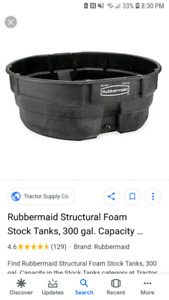 Iso water trough or soemthing similar