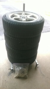Pirelli 210 Snowsport Winter Tires 195/55 R 15 85 H Excellent