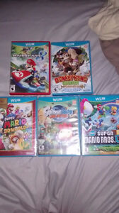 Wii U games bundle