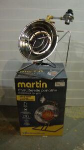 Chaufferette Martin F12S